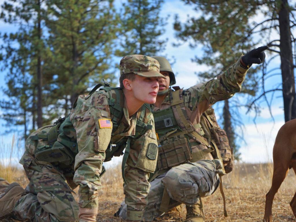 Military Explorers Training